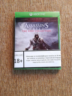 Assassins Creed The Ezio Collection Xbox One. Nuevo Fisico.