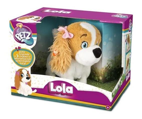 Cachorrinha Lola Pet Inteligente Português Multikids