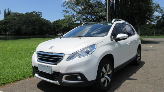 Peugeot 2008 1.6 16v Flex Griffe 4p Manual 2016