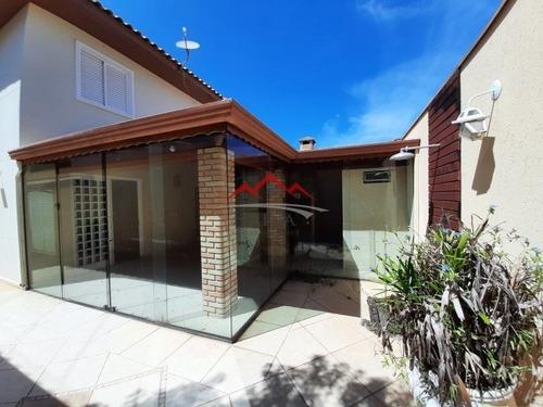 Imagem 1 de 17 de Casa A Venda Condomínio Japi Ecovillage I  Em Jundiaí Sp - Ca00338 - 69188970