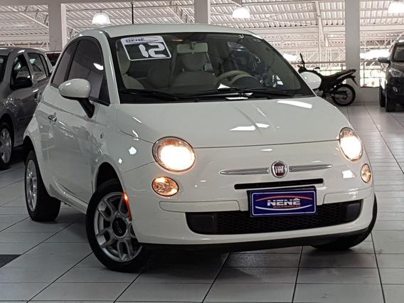 Fiat 500 , 2012 Lindo!!!