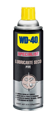 Lubricante Seco Specialist 8 Onz Wd-40 560029