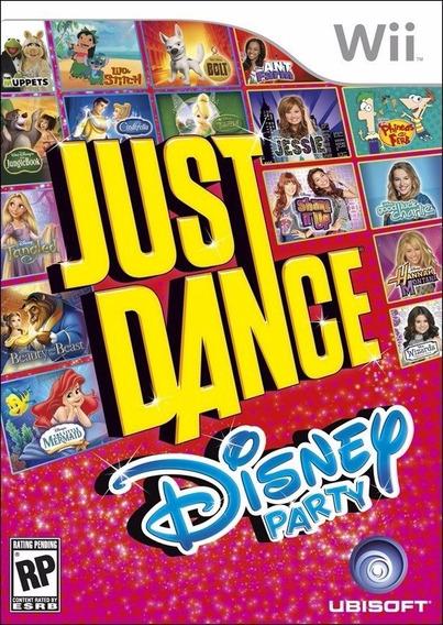 Just Dance Disney Party - Wii - Lacrado