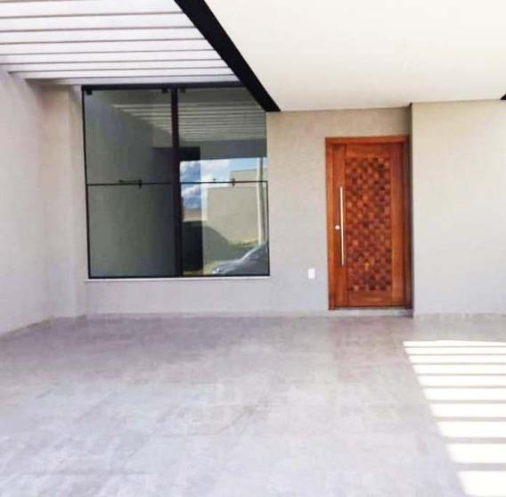 Casa Térrea À Venda, Jardim Regente - Indaiatuba/sp