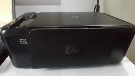 Impresora Multifuncion Hp Deskjet F4480 S/cartuchos 60xl