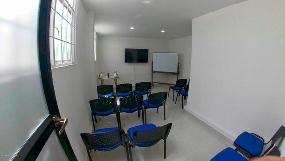 Oficina Arriendo Barrios Unidos Mls 20-727