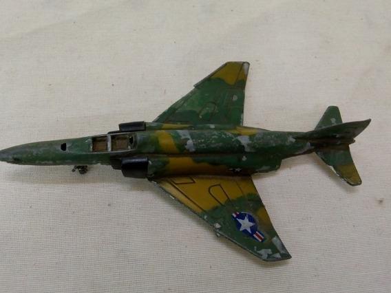 Avion Metal Phanton F-4e Lintoy H.kong