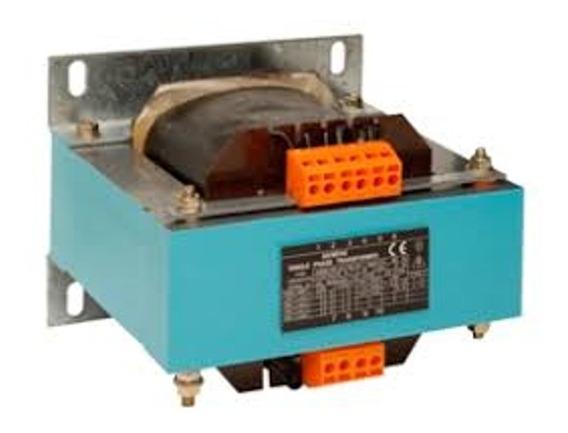 Transformador Siemens 1500 V A 60 Hz 4 A
