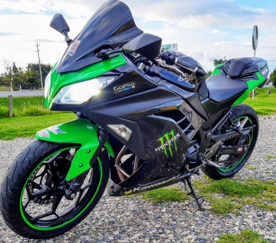Ninja 300 Kawasaki Zx3r