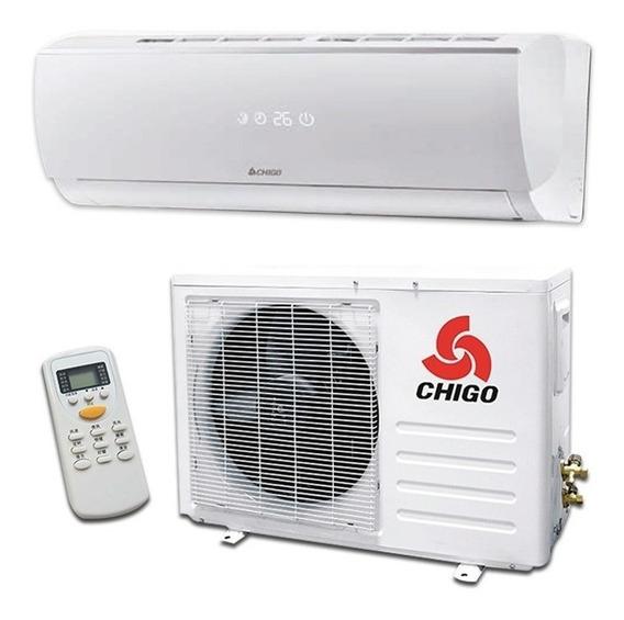 Aire Acondicionado Chigo 12000 Btu Alta Eficiencia Garantia