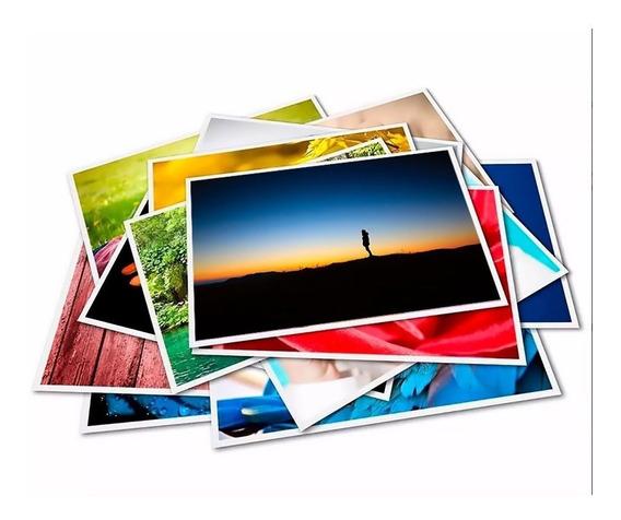 1.000 Folhas Papel Foto A6 10x15 Brilho 180gr