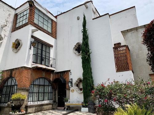 Casa En Venta En Lomas Anáhuac
