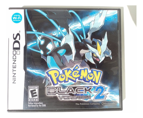 Pokemon Black Version 2 - Ds/dsi/3ds - Promoção!!!!