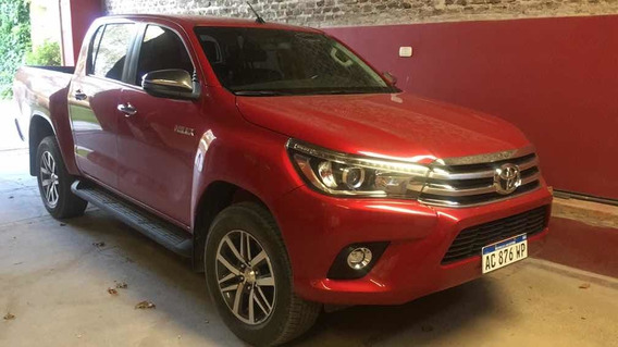 Toyota Hilux 2.8 Cd Srx 177cv 4x2 At 2018