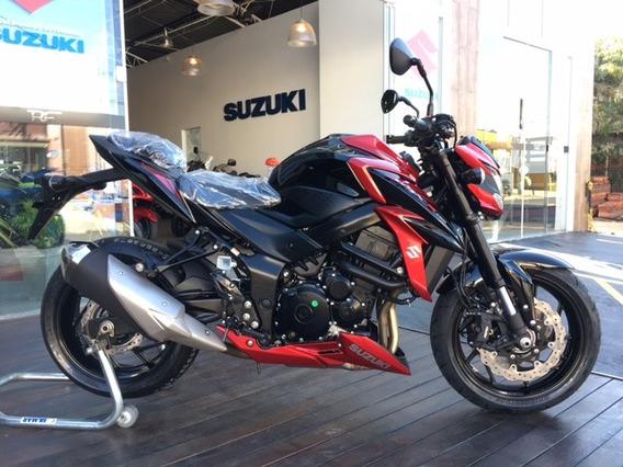 Suzuki Gsx-s750a 2018/2019 Vermelha - 0km