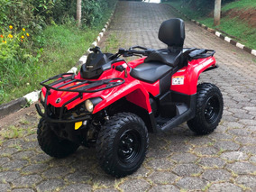 Quadriciclo Can Am 570 Max 2018 4x4 ( 02 Pessoas )