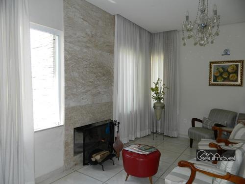 Casa Com 4 Dormitórios À Venda, 350 M² Por R$ 1.300.000,00 - Condomínio Terras De Mont Serrat - Salto/sp - Ca0795