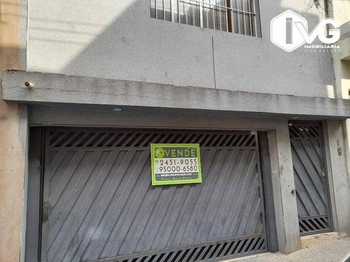 Imagem 1 de 19 de Sobrado À Venda, 128 M² Por R$ 290.000,01 - Vila Nova Galvão - São Paulo/sp - So0485
