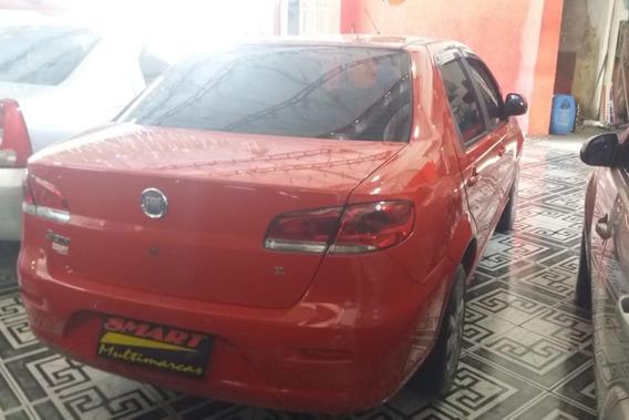 Fiat Siena 1.0 El Flex 4p 2012/2012 Vermelho