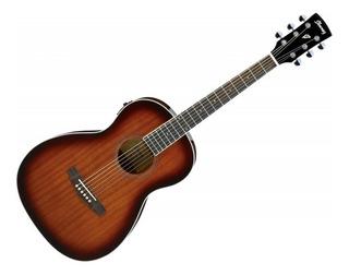 Guitarra Electroacustica Ibanez Parlor Performance Pn12evms