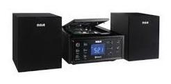 Minicomponente Rca Rs2929b Bluetooth Negro