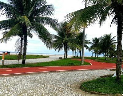 Apartamento Temporada, 2 Dorm Praia Grande Vila Mirim-sp