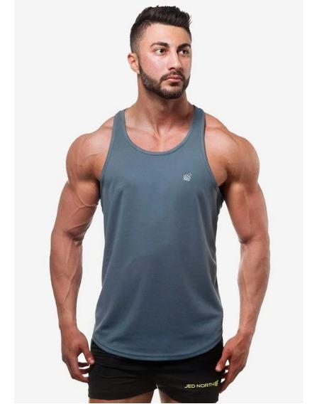 Tank Top, Camiseta Olímpica Tirantes Dri-fit Gym, Jed North