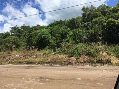 Terreno De Esquina No Bopiranga, Em Itanhaém, Ref. 3799 M H