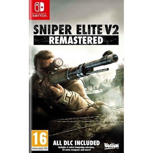 Sniper Elite V2 Remastered - Switch Lacrado