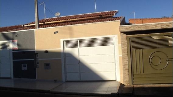 Casa Com 2 Dormitórios, 76 M² Em Artur Nogueira/sp - 964