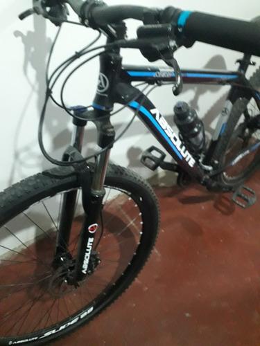 Imagem 1 de 6 de Bicicleta Absolute