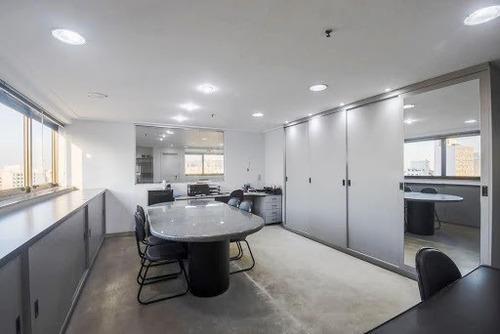 Imagem 1 de 16 de Sala, 27 M² - Venda Por R$ 370.000,00 Ou Aluguel Por R$ 1.800,00/mês - Higienópolis - São Paulo/sp - Sa0002