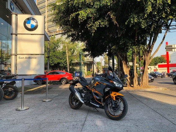Kawasaki Ninja 400 Abs Se 2018