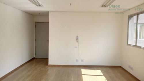Imagem 1 de 12 de Cj0342 - Conjunto Para Alugar, 41 M² Por R$ 1.500/mês - Vila Olímpia - São Paulo/sp - Cj0342