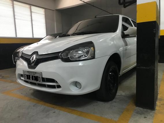 Renault Clio 1.0 16v Impecável Completo Baixa Km