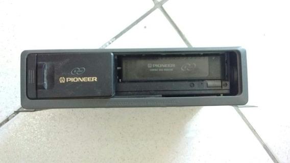 Conjunto Pioneer Disqueteira 6cds