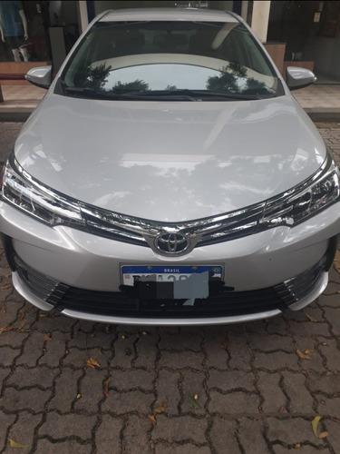 Toyota Corolla 2019 1.8 16v Gli Upper Flex Multi-drive 4p