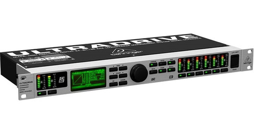Imagem 1 de 6 de Processador Digital Behringer Ultra Drive Pro Dcx2496le