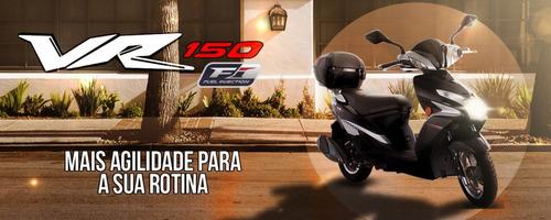 Haojue Vr 150fi 0km 2022 - Moto & Cia