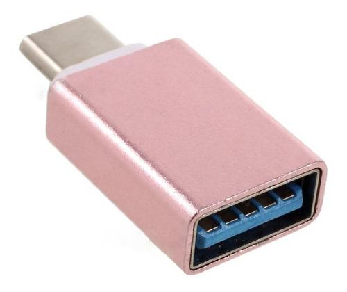 Adaptador Usb C A Usb 3.0 Compatible Con Las Nuevas Macbook