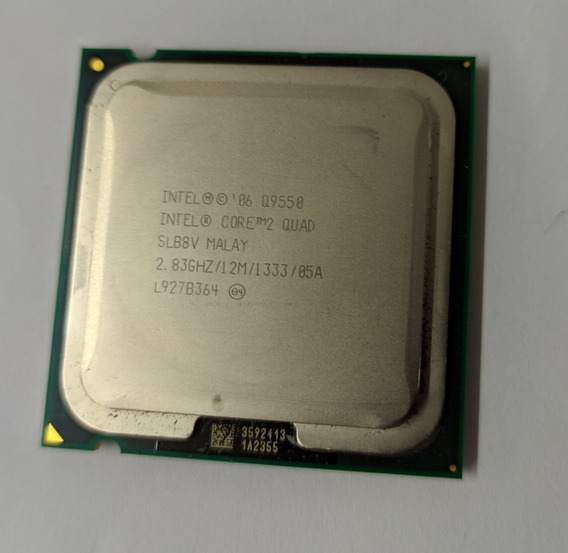 Processador Core 2 Quad 2.83 Ghz