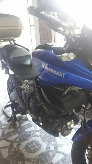 Kawasaki Versis 650 Impecable