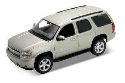 Auto 1:36 Chevrolet 2008 Tahoe Welly Lionels 3607