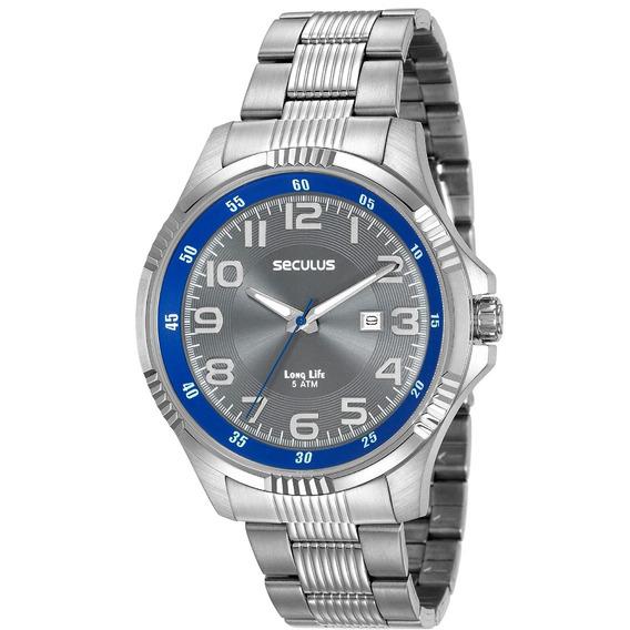 Relógio Seculus Masculino 20578g0svna1