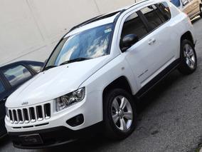 Jeep Compass Sport 2.0 - Teto Solar - Multímidia - 2013