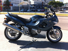 Gsx 750 F 2001 Cinza Toda Original C\ Garantia