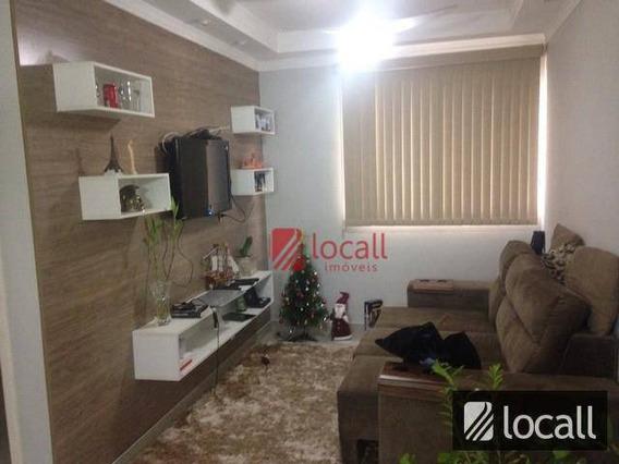 Apartamento Residencial À Venda, Jardim Yolanda, São José Do Rio Preto. - Ap0305
