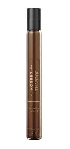 Tharros Korres Eau De Cologne - Perfume Masculino 7ml