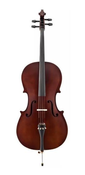 Violoncello Stradella 4/4 Con Arco Y Funda. Cello 4/4