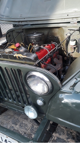 Jeep Willy Overland  Jeep